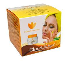 Beautiful Appearance Herbal Cream Chandanalepa For Beautiful Appearance Face Cream