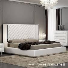 White Headboard King Furniture Awesome White King Headboard Furnitures