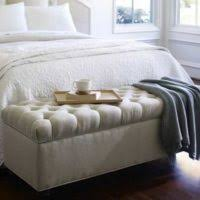 Upholstered Bench For Bedroom Bedroom Black Upholstered Bench With Nails Accent And Black