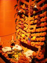 Dia De Los Muertos Halloween Decorations Mexican Halloween El Día De Los Muertos Joanna Parypinski