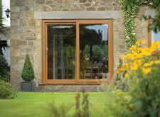Oak Patio Doors Upvc Pvc Sliding Patio Doors In Synseal Kommerling Rehau