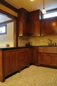Medium Oak Kitchen Cabinets Quarter Sawn Oak Kitchen Cabinets Gallery With Affordable Custom
