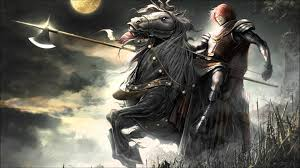 black knight on black horse free download clip art free clip