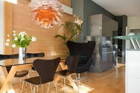 copper dining room tables ph artichoke pendant lamp in copper via nordic black ideas
