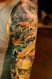 paradise tattoo gathering tattoos body part arm sleeve