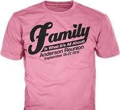 family reunion t shirt design ideas from classb