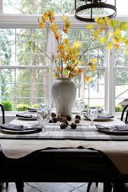 my sweet savannah fall in the dining room
