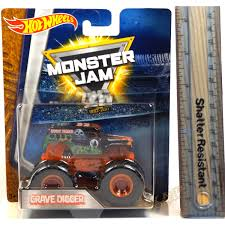 grave digger monster truck games 1 64 wheels monster jam grave digger 25th anniversary black
