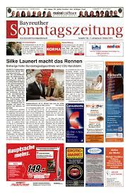 Svb Bad Bayreuth Bayreuther Sonntagszeitung Vom 02 07 2017 By Bayreuther