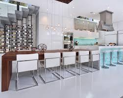 kitchen island with wine storage furniture contemporary kitchen with wine storage stairs