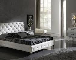 Master Bedroom Sets Luxury Modern And Italian Collection - Modern white leather bedroom set