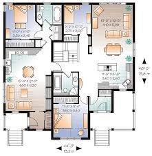 Multi Family House Plans Duplex 26 Best Duplexes Images On Pinterest Duplex House Plans Floor