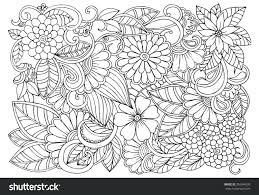 articles with printable flower coloring pages tag detailed flower