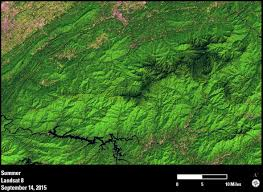 Great Smoky Mountains National Park Map Earthview U2013beauty Of Earth Science Revealed Within Great Smoky