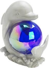 tropix dolphin gazing ball by tropix 20 99 bealls exclusive