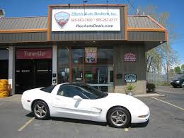 corvettes for sale rochester ny 2003 chevrolet corvette base 2dr coupe in rochester ny elbrus