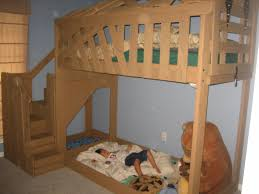 bedroom cheap bunk beds with stairs twin beds for teenagers bunk