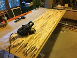 laminated wood table top beautiful potentially short lived tabletop made from pallet wood