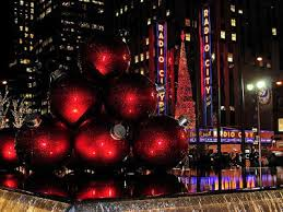new york city ornament sculpture