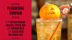 pumpkin martini recipe the plundering pumpkin rum cocktail drink captain morgan recipe
