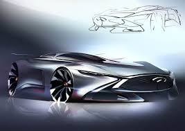 lexus lf lc vision gt infiniti concept vision gran turismo u2013 2014 supercar sketches