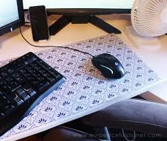 desk size mouse pad make your own large diy mouse pad