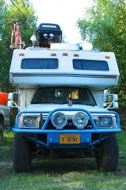 toyota motorhome 4x4 4x4 toyota motorhome chinooks and campers pinterest toyota