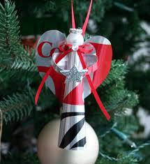 recycled handmade ornament handmade