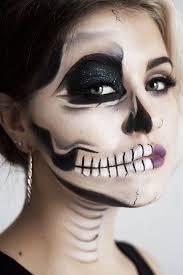 10 creepy cool skeleton makeup tutorials that take to the next level