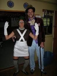 Oompa Loompa Halloween Costumes Adults Ladies Oompa Loompa Umpa Lumpa Factory Worker Womens Fancy