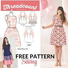 25 unique summer dress patterns ideas on sewing