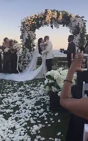 Wedding Wishes Jennings La Larry English And Nicole Williams Get Married Bossip