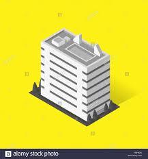 tour de bureau logo icône bâtiment gratte ciel capacités et isolées gratte ciel