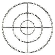 Gas Fire Pit Parts by Gas Fire Pit Rings
