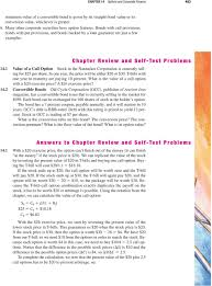 answers to chapter review and self test problems pdf