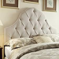 Fabric King Headboard Bed Bath Bedroom Decor With King Upholstered Headboard