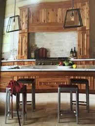 knotty alder natural with chocolate glaze kitchen cabinets