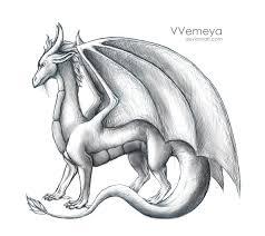 detailed sketch dragon crosshatch by vvemeya on deviantart