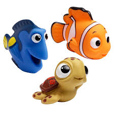 Nemo Bathroom Accessories by Disney Finding Nemo Baby Bath Toys Toy Box News