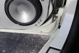 lexus sc300 door speaker size 350z aluminum door panels