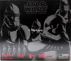 cuando inicia black friday en amazon star wars the black series clone storm trooper 4 pack amazon