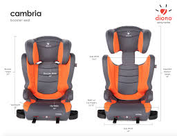 cambria high back booster children 4 12 yrs diono us