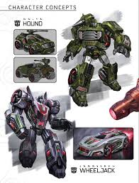 transformers hound art of fall of cybertron hound and wheeljack transformers