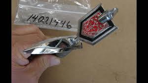 14021446 nos gm ornament emblem 1981 1986 monte carlo header