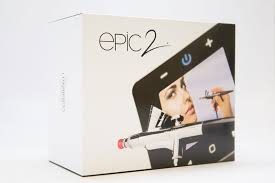 Professional Airbrush Makeup System The Luminess Epic 2 Airbrush Makeup System For The Beauty Gal