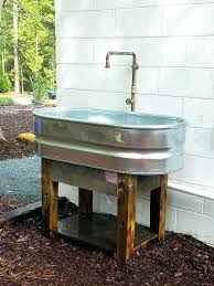 outdoor kitchen faucet outdoor sink faucet forexlife