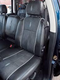 Dodge Ram Seat Upholstery Custom 2004 Dodge Ram Dualie Feature Truck Sport Truck Magazine