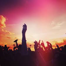 best 25 sunset festival ideas on park