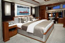 Yacht Bedroom by Rockstar Yacht Luxury Trinity Yachts Motor Yacht For Charter
