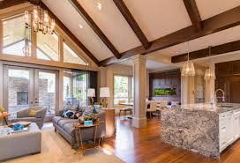 ceiling lights modern living rooms lighting a space with a vaulted ceiling u2014 light my nest